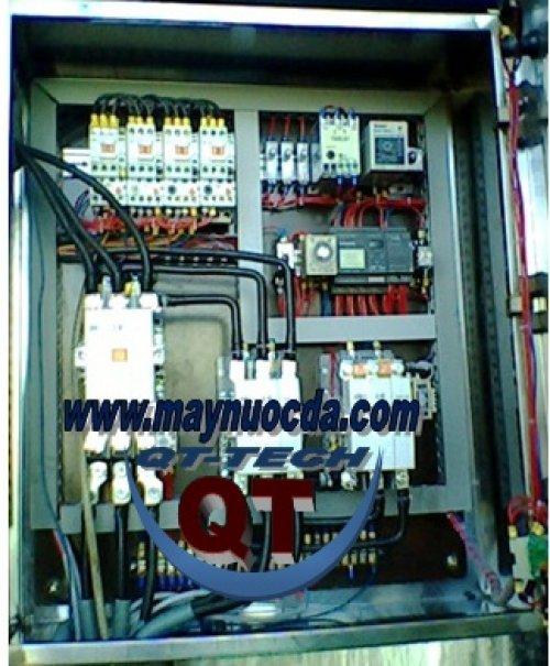 Hệ thống tủ điện điều khiển